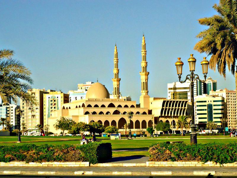 Автомобильное путешествие по 6 эмиратам - экскурсия в Дубае