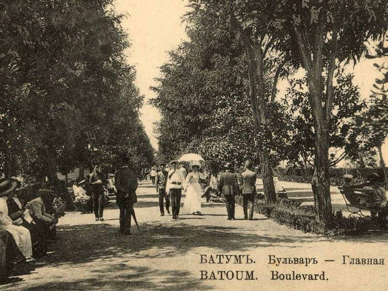 Душа старого города - экскурсия в Батуми