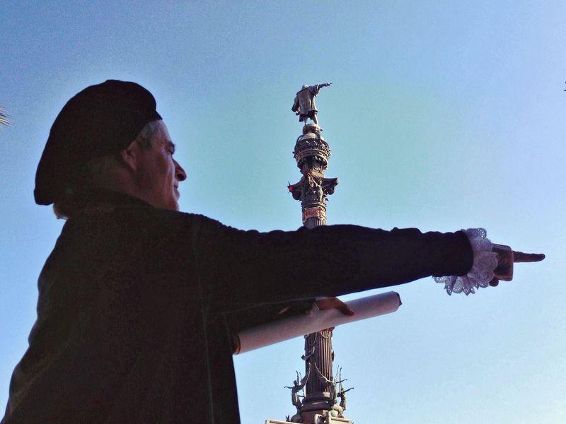 Прогулка-квест поБарселоне сХристофором Колумбом - экскурсия в Барселоне