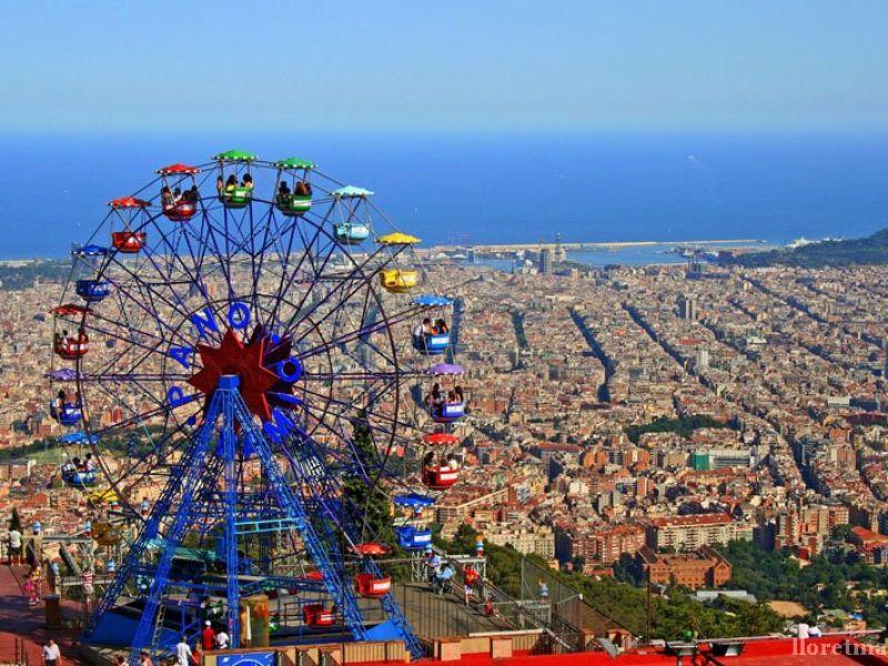 Невероятные приключения детей в Барселоне - экскурсия в Барселоне