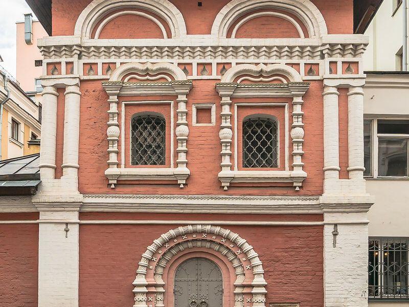Подлинные древности Китай-города - экскурсия в Москве