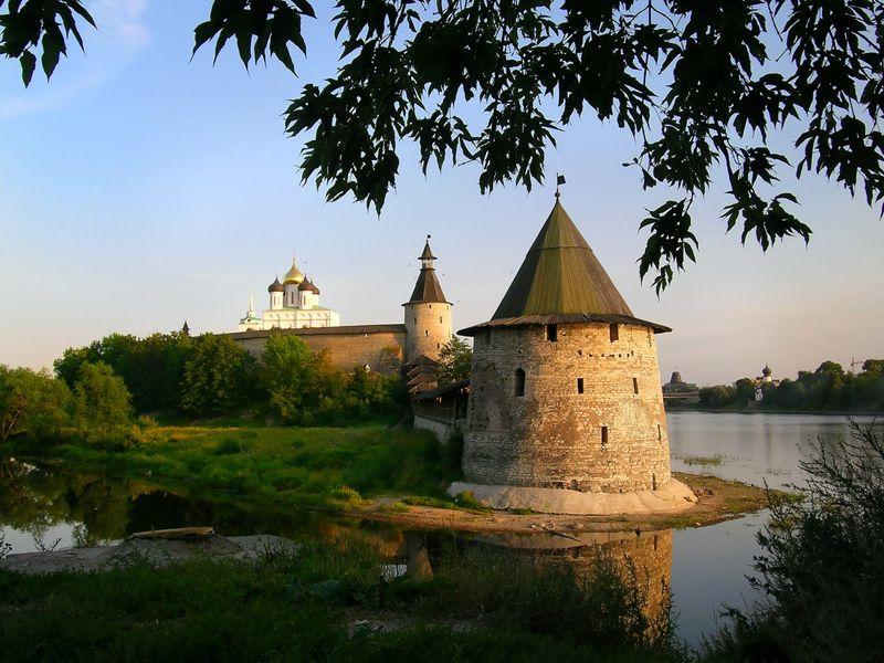 Теплая встреча с Псковом - экскурсия в Пскове