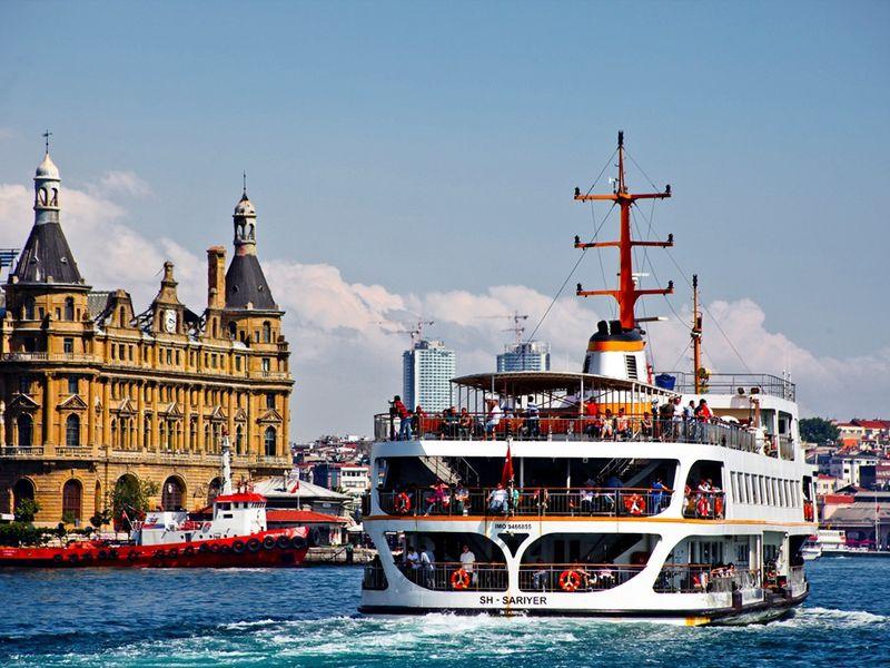 Турция без паранджи: ешь, молись, люби - экскурсия в Стамбуле