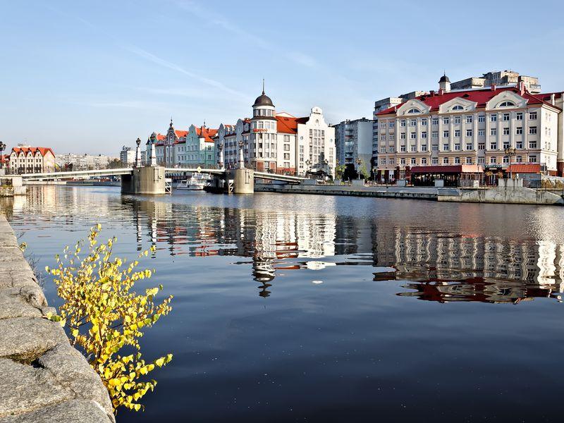 Кенигсберг в центре Калининграда - экскурсия в Калининграде