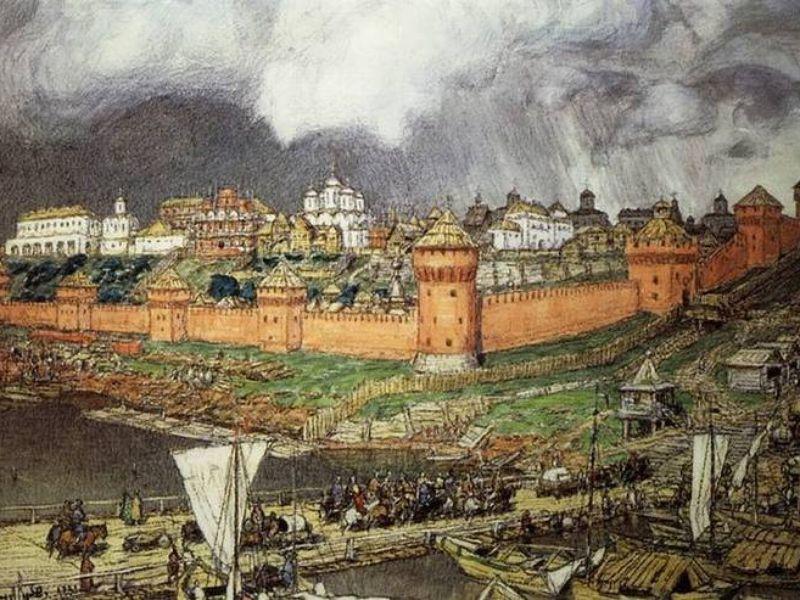 Историческая прогулка по Москве от древности до наших дней - экскурсия в Москве