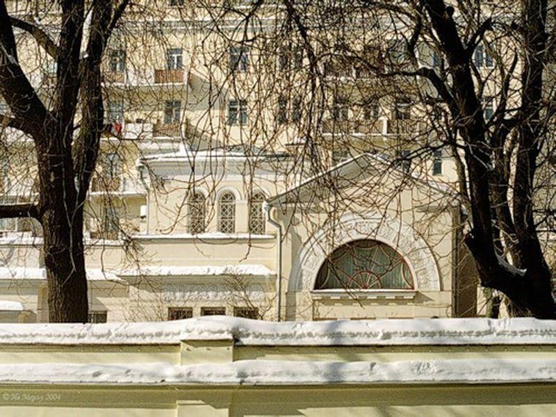 Арбатские любовные треугольники - экскурсия в Москве