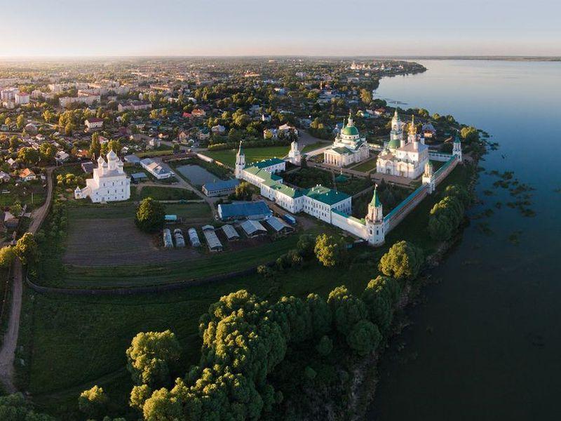 ИзЯрославля— вРостов! - экскурсия в Ярославле