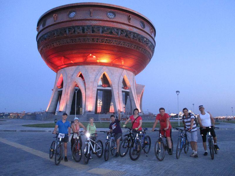 Велоэкскурсия по Казани - экскурсия в Казани