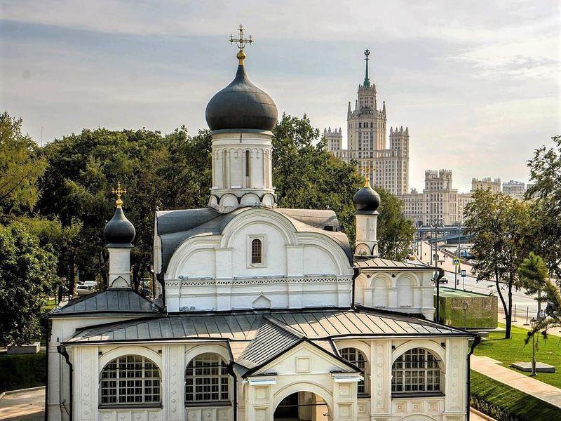 Зарядье и Варварка — путешествие по средневековой Москве - экскурсия в Москве