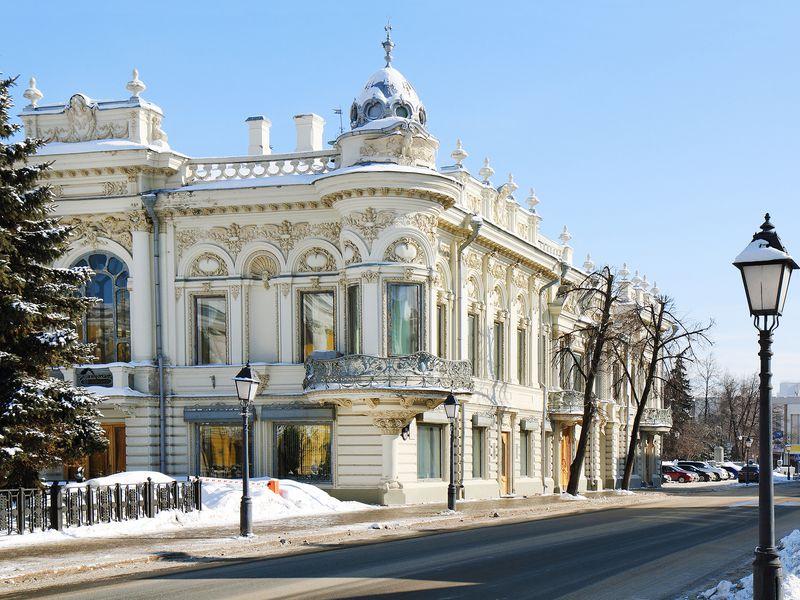 Казань — первое свидание - экскурсия в Казани