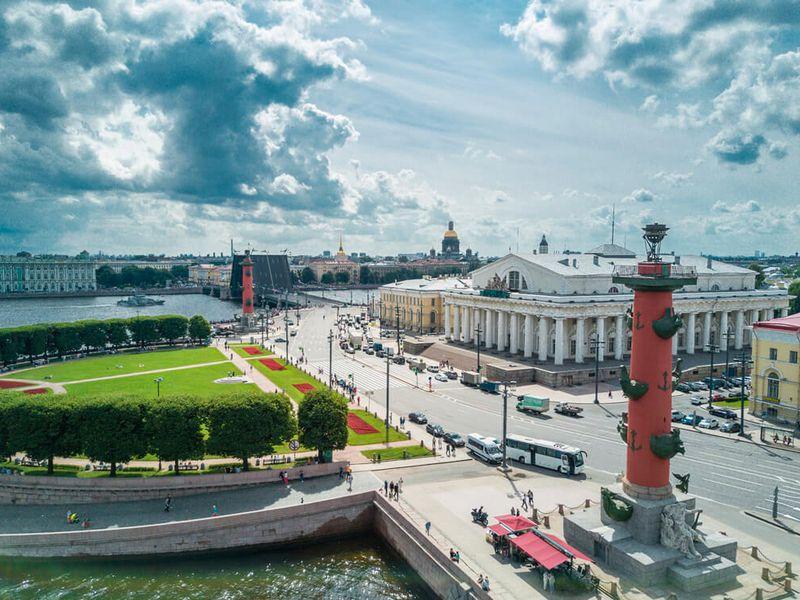 Обзорная экскурсия, Юсуповский дворец и прогулка на теплоходе - экскурсия в Санкт-Петербурге