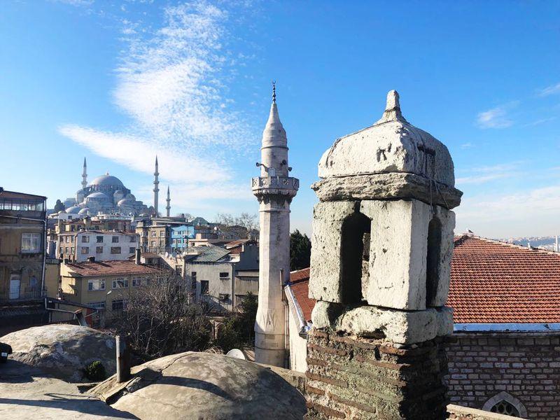 Насладиться ритмом Стамбула - экскурсия в Стамбуле