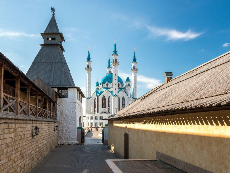 Казанский кремль: репортаж изпрошлого - экскурсия в Казани