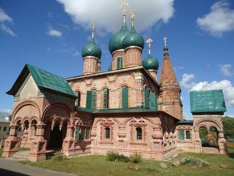 Ярославль известный и неизведанный - экскурсия в Ярославле