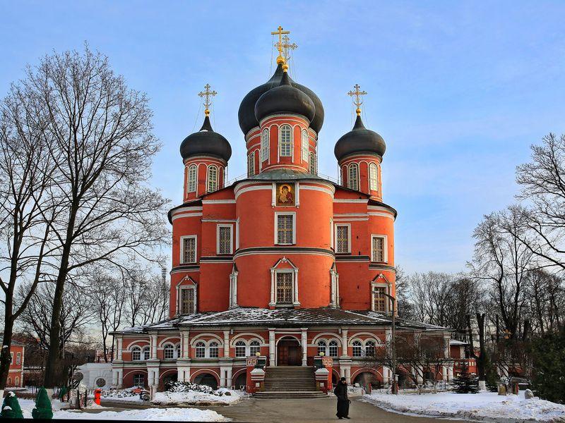 Донской монастырь: история и легенды - экскурсия в Москве