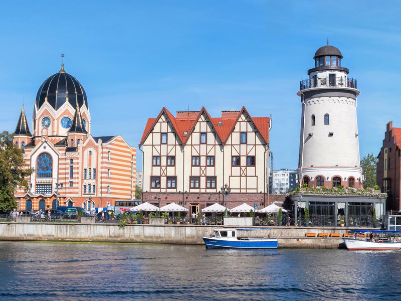 Увидеть всё: Калининград, море и замки - экскурсия в Калининграде
