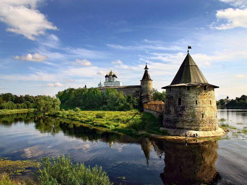 Псков средневековый, губернский, современный - экскурсия в Пскове