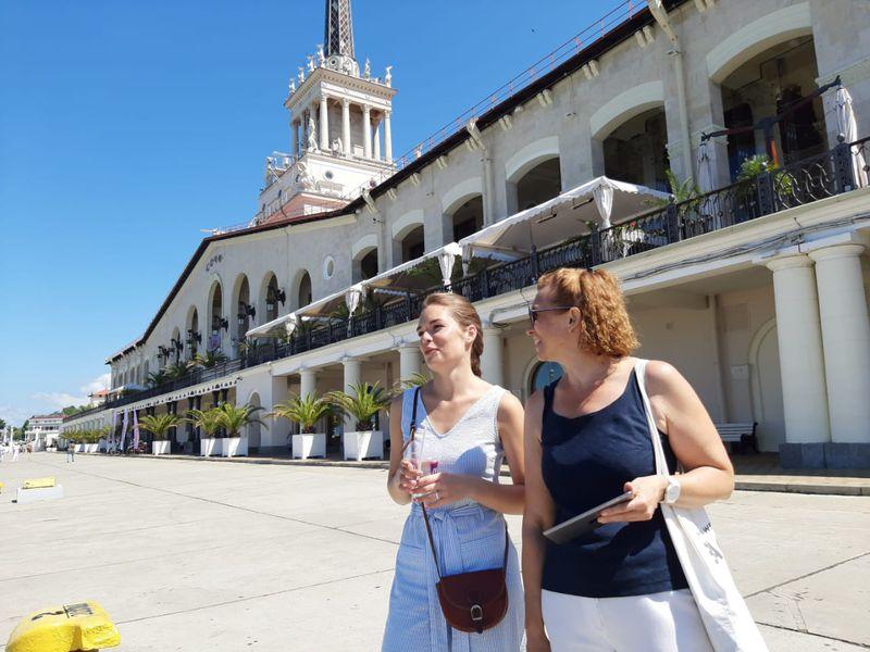 Город-сказка Сочи - экскурсия в Сочи