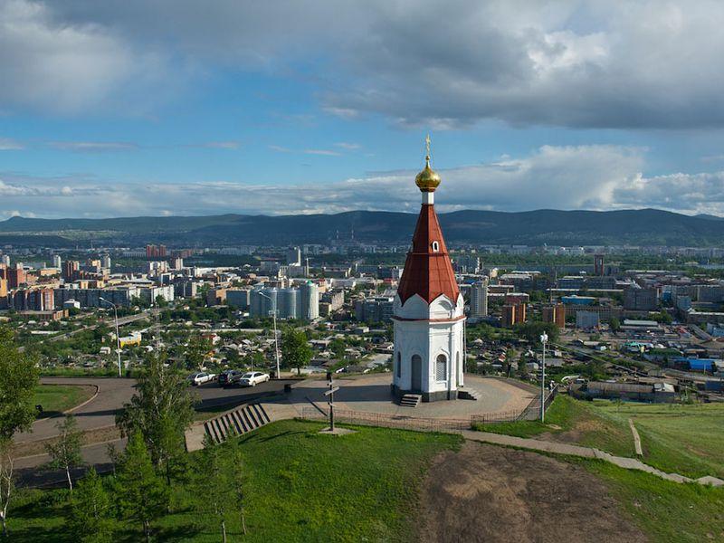 Экскурсия по Красноярску на автомобиле - экскурсия в Красноярске