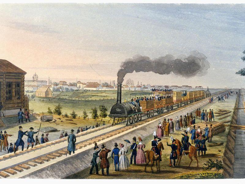 Тайны Витебского вокзала - экскурсия в Санкт-Петербурге