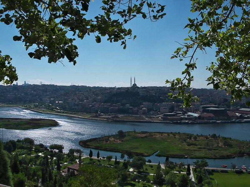 Второе свидание со Стамбулом - экскурсия в Стамбуле
