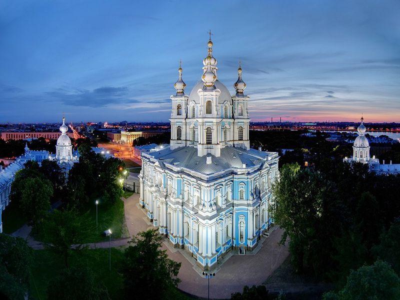 Огни Петербурга: подсветка как произведение искусства - экскурсия в Санкт-Петербурге