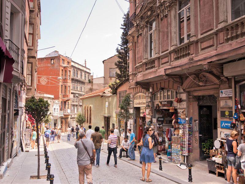 Ваш идеальный день в Стамбуле - экскурсия в Стамбуле