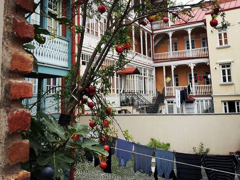 Старый и верный традициям Тбилиси - экскурсия в Тбилиси