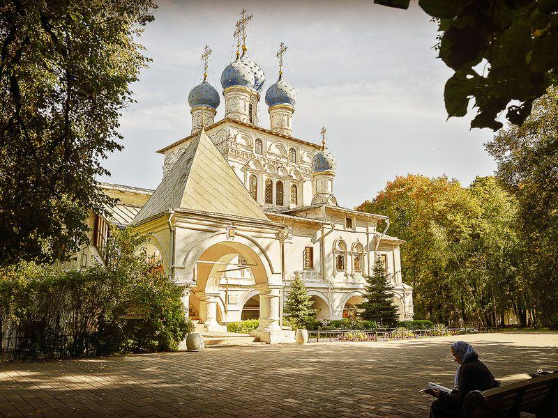 Коломенское. История и тайны государевой вотчины - экскурсия в Москве
