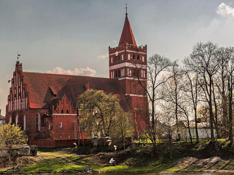 Замки икирхи Тевтонского ордена - экскурсия в Калининграде