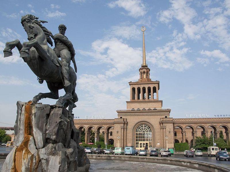 Oбзорная экскурсия по Еревану - экскурсия в Ереване