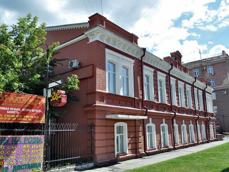 Загадка засыпанного Омска - экскурсия в Омске