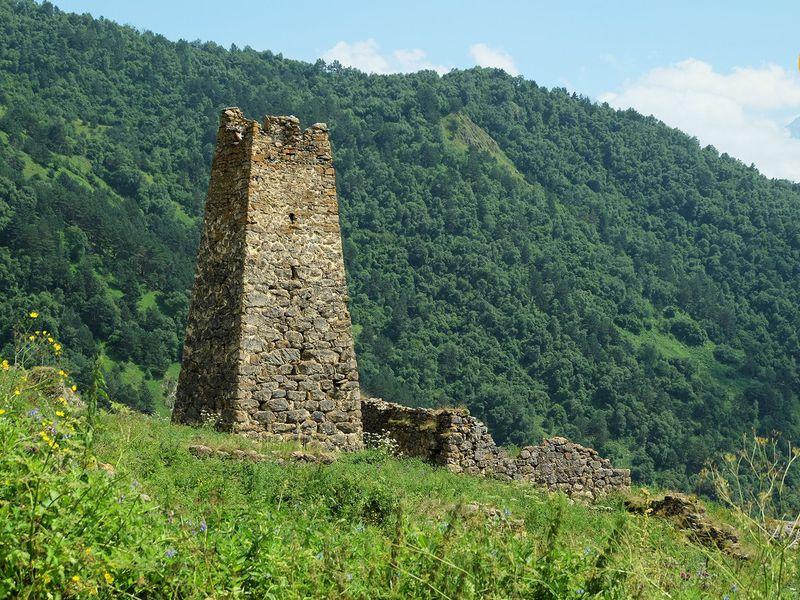 Групповая экскурсия к сердцу Цейского ущелья - экскурсия в Владикавказе