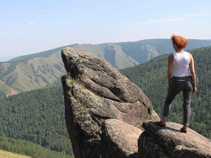 Красноярские Столбы. Поход на самую высокую скалу — Такмак! - экскурсия в Красноярске
