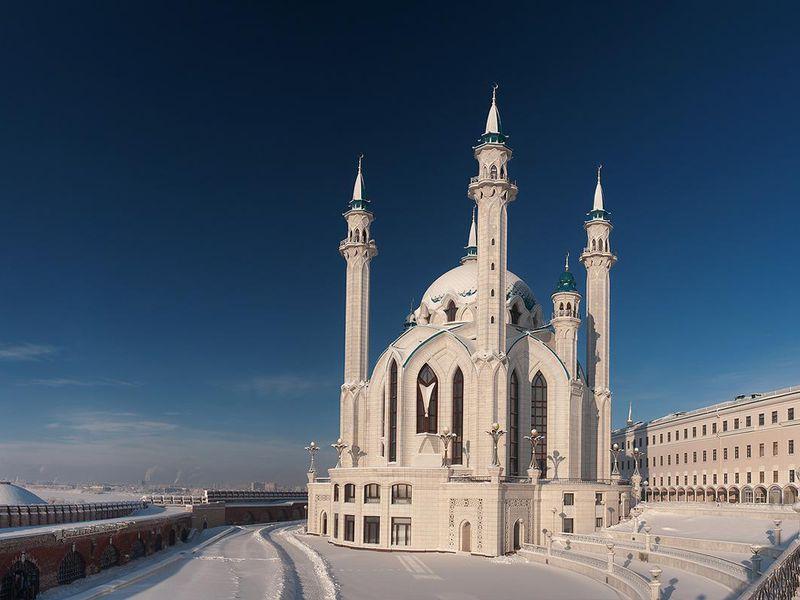 Первый день вКазани - экскурсия в Казани