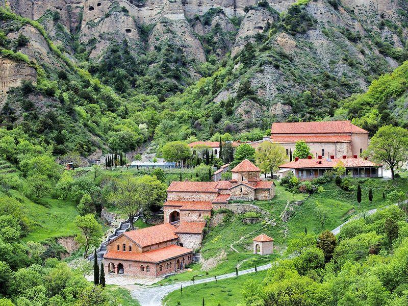 Неизведанная Мцхета - экскурсия в Тбилиси