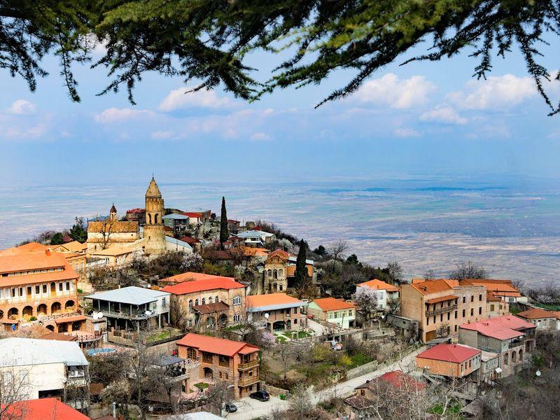 Страна Кахетия: дивные уголки - экскурсия в Тбилиси