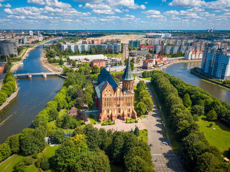 Калининград — первое свидание - экскурсия в Калининграде