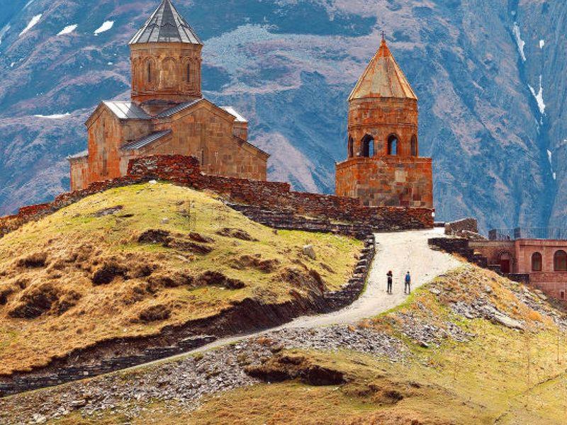 Джута и Казбек: единение с природой - экскурсия в Тбилиси