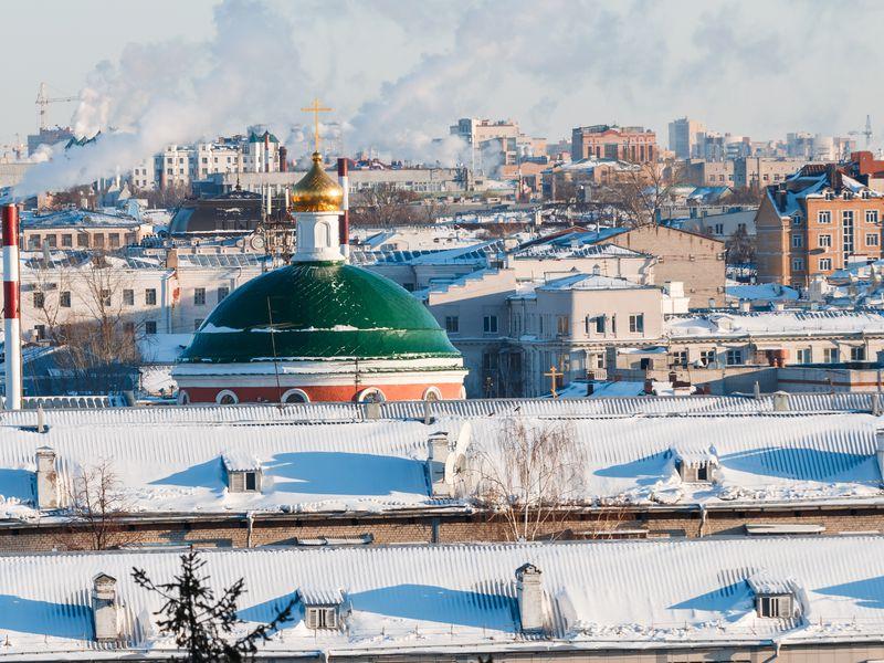 Казань изнутри - экскурсия в Казани