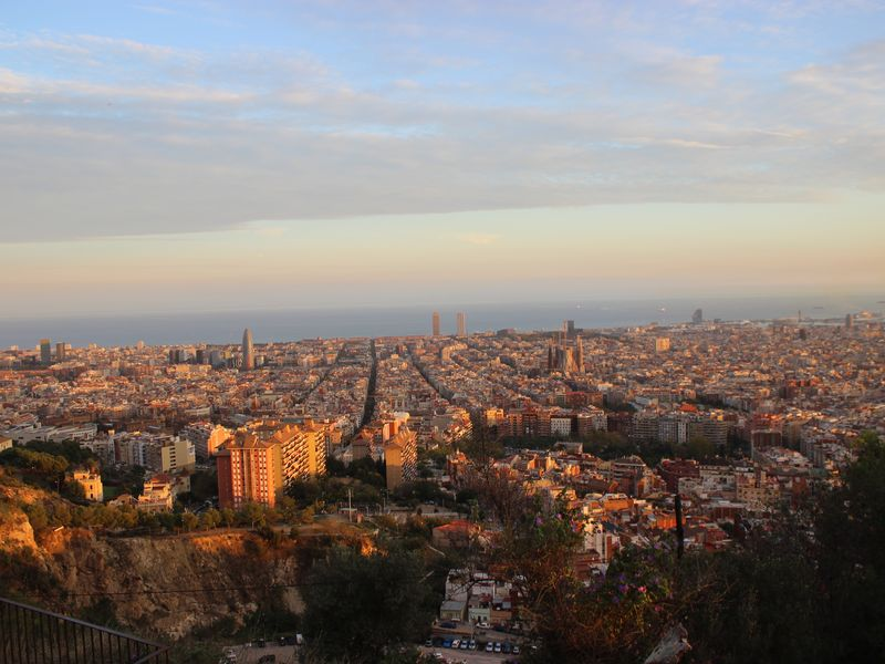 Вечерняя Барселона и фееричное фламенко - экскурсия в Барселоне