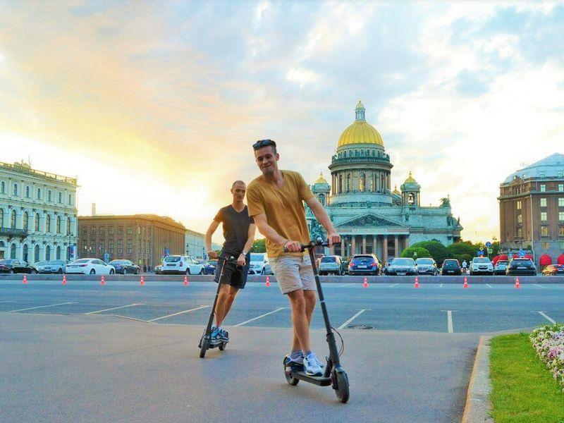 ПоПитеру светерком! - экскурсия в Санкт-Петербурге
