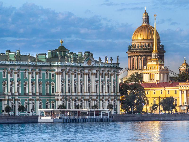Парадный Петербург - экскурсия в Санкт-Петербурге