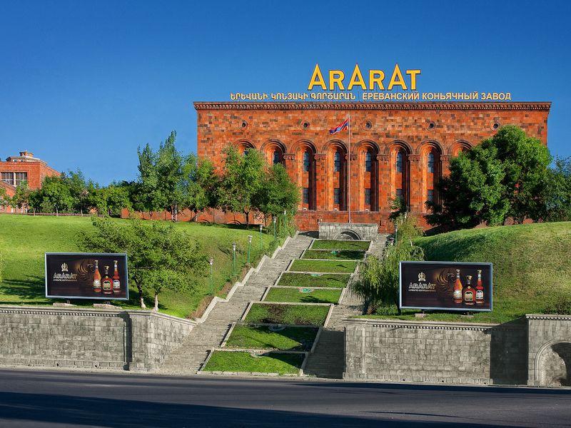 Знакомство с Ереваном - экскурсия в Ереване