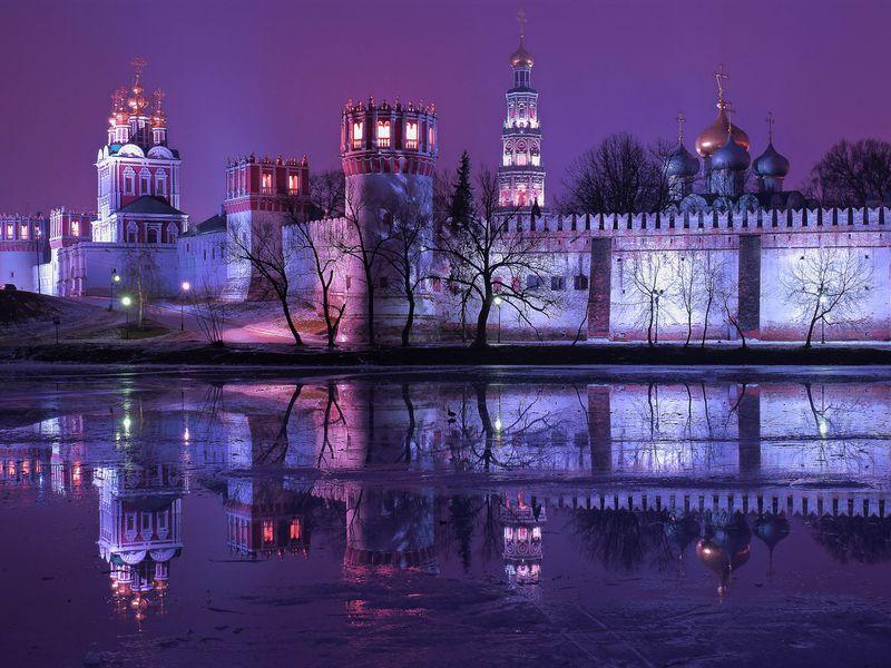 Тени Москвы - экскурсия в Москве
