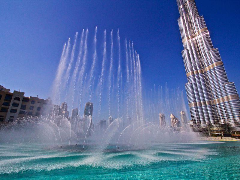 Первые впечатления о Дубае - экскурсия в Дубае