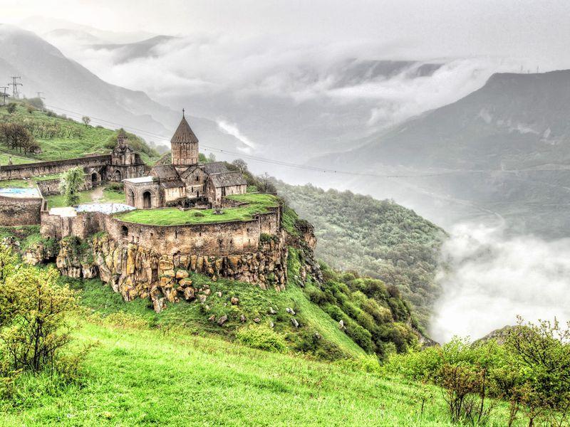Красота и древность южной Армении - экскурсия в Ереване