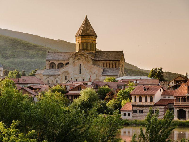 Большое путешествие посакральным местам Грузии - экскурсия в Тбилиси