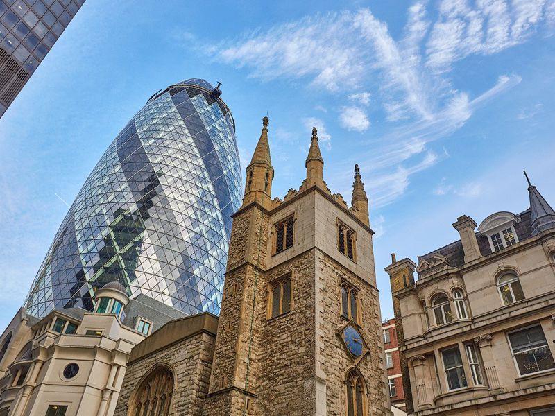 Лондонский Сити — история «квадратной мили» - экскурсия в Лондоне