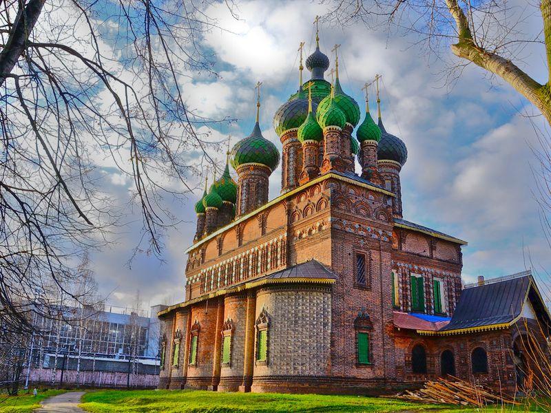 Три жемчужины вожерелье Ярославля - экскурсия в Ярославле